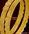 BNG005 - 2.4 Size Handmade Twisted Spring Design Guarantee Plain Bangles Collection Online