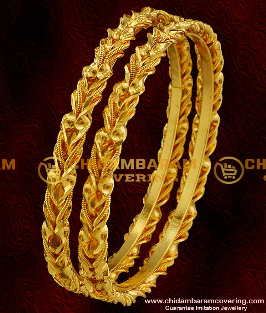 إلى تسعة حفرية بخار Gold Bangles Designs In 30 Grams With Price Musichallnewport Com