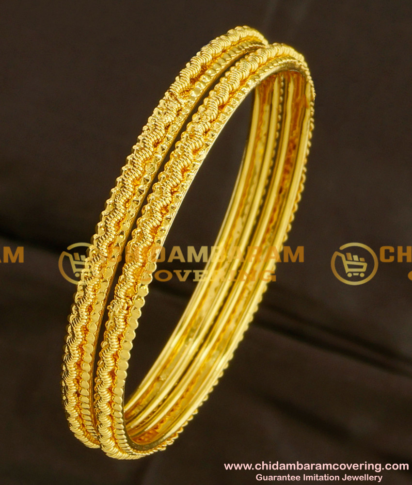 BNG084 - 2.8 Daily Wear Bangles Imitation Jewellery Buy Online