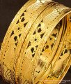 BNG121 - 2.8 Size Beautiful Peacock Design Bangles Flat Bangles Design Online