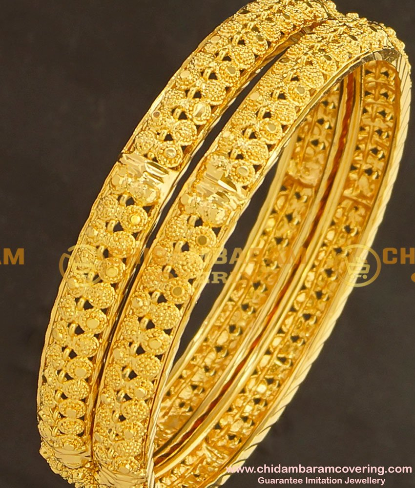 BNG134 - 2.8 Size Beautiful Bangles Design Indian Bridal Bangles Collection Buy Online