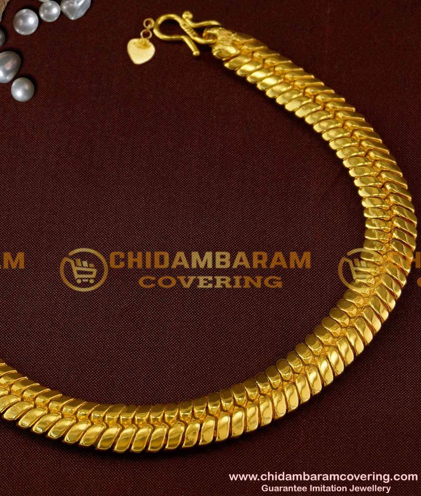 BCT02 - Party Wear One Gram Gold Plated Handmade Bracelet Daily Wear Collection Shop Online