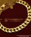 BCT08 - Solid Heavyweight Chain Design Hand Bracelet for Men