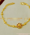 BCT50 - Latest Light Weight Stylish Gold Bracelet Design for Women