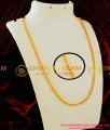 CHN014 - Gold Like Interlocked Spring Design Long Chain Fashion Jewellery Online