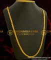 CHN048 - Stunning Gold Heart Design Chain 1 Gram Gold Chain Buy Online