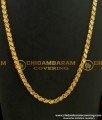 CHN083 - Chidambaram Covering Gold Plated Grand Look Designer Cut Sundari Chain Design Online