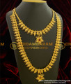 HRM114 - Trendy Hand Made Party Wear Mango Haram Combo Set for Women