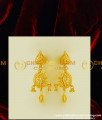 HRM185 - New Collection Gold Design Peacock Haram and Earring Set Online