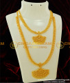 HRM209 - Semi Bridal Haram Necklace Combo Set Bridal Jewellery Buy New Collections Online
