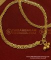 ANK032 - Buy Latest Anklet Chain Design Gold Plated Kolusu Imitation Jewelry Online