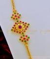 MCHN273 - Beautiful Daily Use Kemp Stone Mopu Thali Chain Designs for Women
