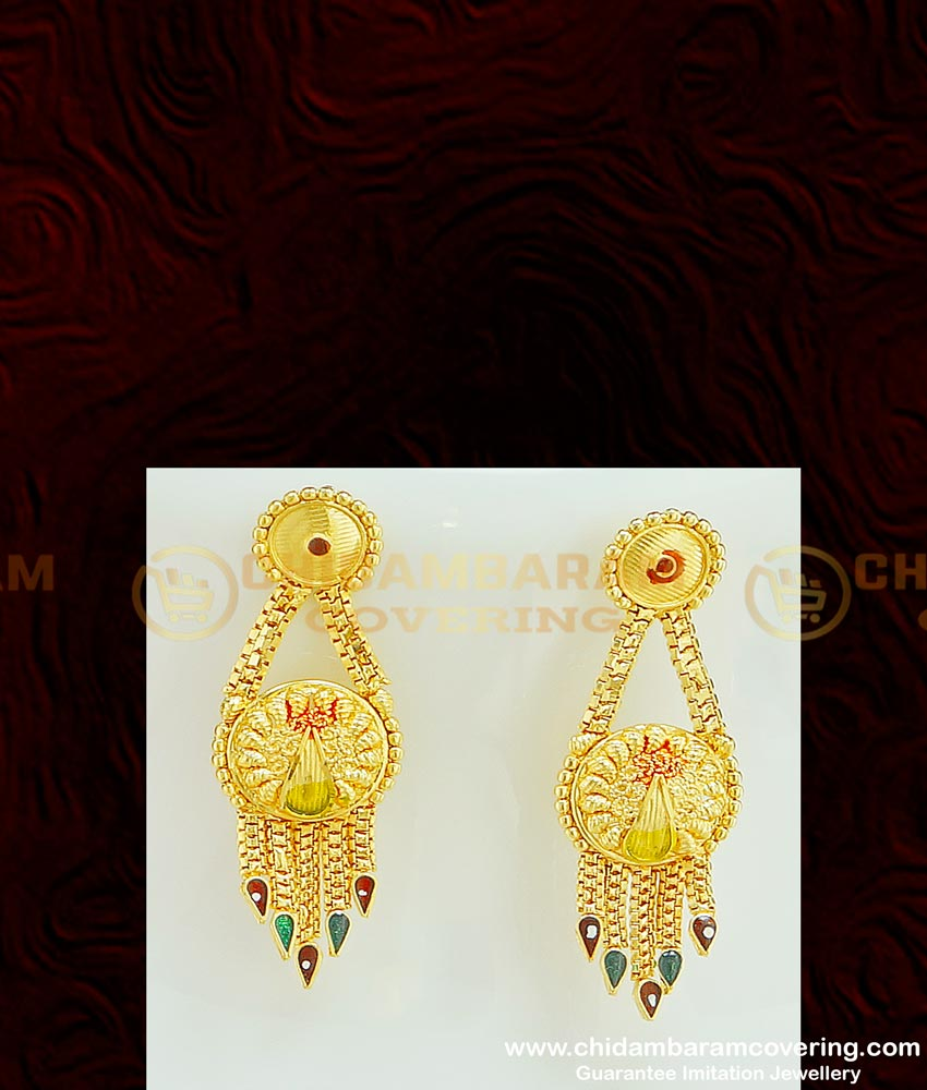 NLC379 - Marriage Bridal Gold Necklace Design Gold Forming Necklace Imitation Jewellery